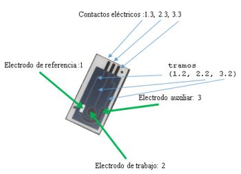 """Direct """"in situ"""" determination of ascorbic acid (Vitamin C) using a device formed by three disposable screen-printed electrode[…]"""
